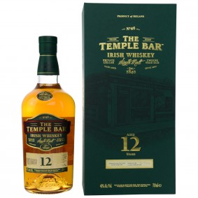 The Temple Bar 12 Jahre Single Malt Irish Whiskey (Irland)