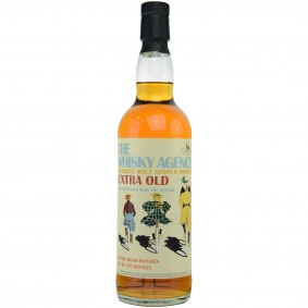 Extra Old Blended Malt Scotch Whisky - Sherry Wood Matured (The Whisky Agency)