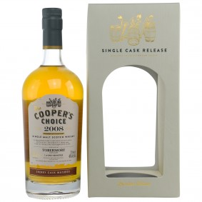 Tobermory 2008/2017 Sherry Cask Matured (Vintage Malt Whisky Company - The Coopers Choice)