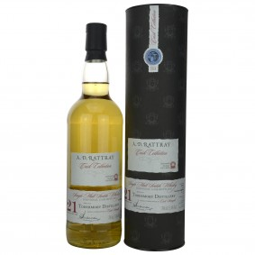 Tobermory 21 Jahre Single Cask 437 (A.D. Rattray)
