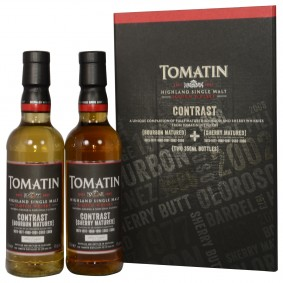 Tomatin Contrast - Limitied Edition