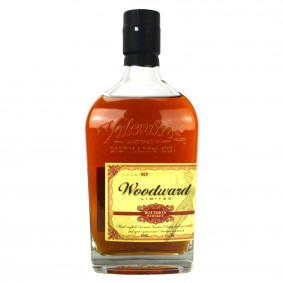 Valentine Distilling Woodward Ltd. Bourbon Whiskey (USA: Bourbon)