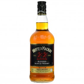 Whyte & Mackay Triple Matured (Blended Scotch)