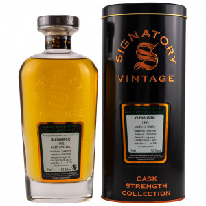 Glenburgie 1995/2018 Casks No. 6576+6577 (Hogsheads) (Signatory Cask Strength)
