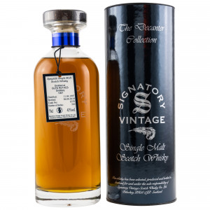 Glenrothes 1997/2019 Ibisco Decanter Cask No. 6370 (Signatory)