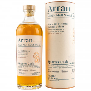 Arran Quarter Cask The Bothy Cask Strength