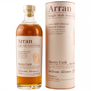 Arran Sherry Cask (The Bodega)