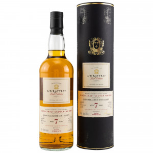Glenallachie 2012/2019 7 Jahre Sherry Butt No. 900021 Cask Strength (A.D. Rattray)
