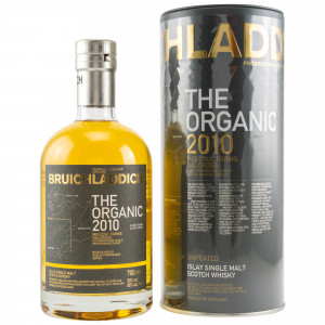 Bruichladdich 2010/2019 The Organic