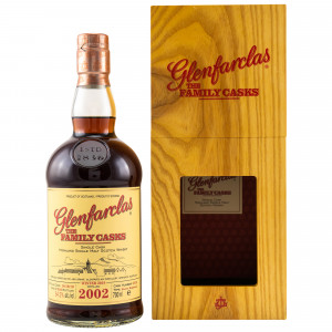 Glenfarclas 2002/2019 The Family Casks Cask No. 3318 Sherry Hogshead