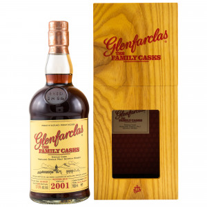 Glenfarclas 2001/2019 The Family Casks Sherry Hogshead No. 2170