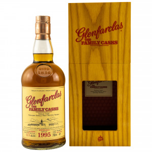 Glenfarclas 1995/2018 The Family Casks - Cask No. 9