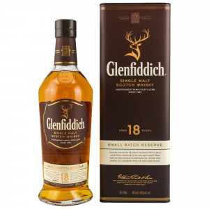 Glenfiddich 18 Jahre Small Batch Reserve