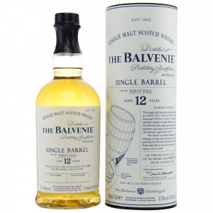 Balvenie 12 Jahre Single Barrel (First Fill Ex-Bourbon)