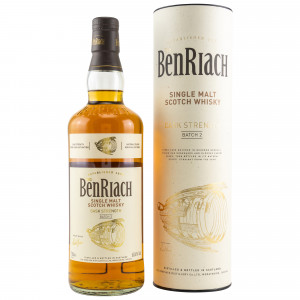 Benriach Oloroso Sherry Finish Batch #2
