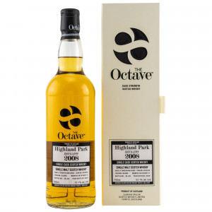 Highland Park 2008/2019 11 Jahre The Octave Single Cask No. 5023019 (Duncan Taylor)