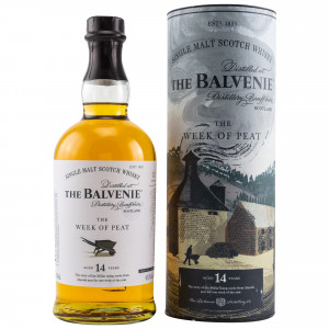 Balvenie 14 Jahre The Week of Peat
