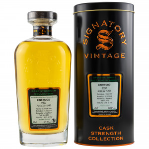 Linkwood 1997/2019 Cask No. 4240 (Signatory Cask Strength)
