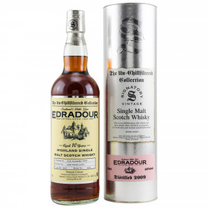 Edradour 2009/2020 - 10 Jahre Cask No. 365 (Signatory Un-Chillfiltered)