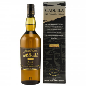 Caol Ila Distillers Edition  2007/2019 Double Matured in Moscatel Cask Wood