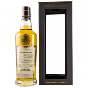 Caol Ila 2003/2018 Cask Strength Especially Bottled for whic.de (G&M Connoisseurs Choice)