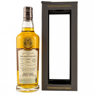 Glen Scotia 2000/2019 19 Jahre Cask Strength (G&M Connoisseurs Choice)