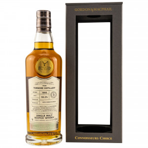Tormore 1995/2019 24 Jahre Cask Strength (G&M Connoisseurs Choice)