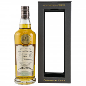 Glen Keith 1998/2019 21 Jahre Connoisseurs Choice (G&M)