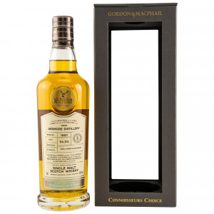Ardmore 1997/2019 21 Jahre Cask Strength (G&M Connoisseurs Choice)