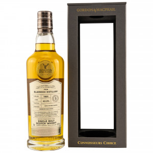 Bladnoch 1991/2019 28 Jahre Cask Strength (G&M Connoisseurs Choice)