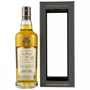 Isle of Jura 1991/2019 - 27 Jahre Cask Strength (G&M Connoisseurs Choice)