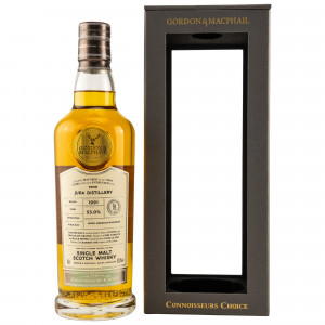 Isle of Jura 1991/2019 Cask Strength (G&M Connoisseurs Choice)