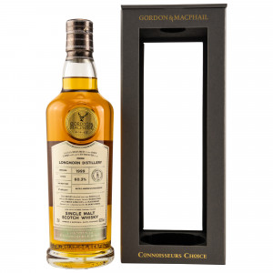 Longmorn 1999/2019 Cask Strength (G&M Connoisseurs Choice)