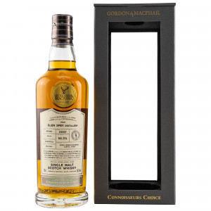 Glen Spey 2001/2019 18 Jahre Cask No. 301020 (G&M Connoisseurs Choice)