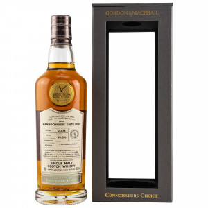 Mannochmore 2003/2019 15 Jahre Single Sherry Hogshead Connoisseurs Choice (G&M)