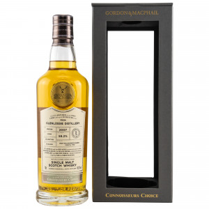 Glenlossie 2007/2020 12 Jahre First Fill Bourbon Barrel No. 7386 (G&M Connoisseurs Choice)