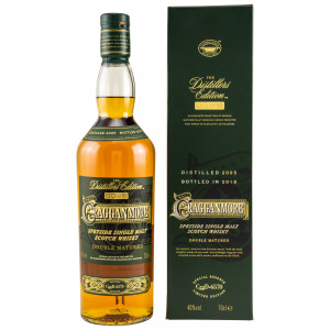 Cragganmore Distillers Edition 2005/2018 Double Matured in Port Wine Casks