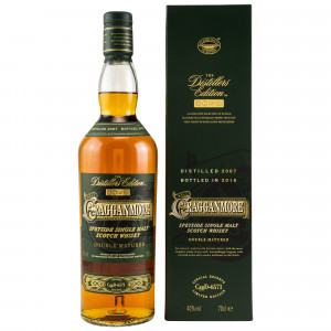 Cragganmore Distillers Edition 2007/2019 Double Matured in Port Wine Casks