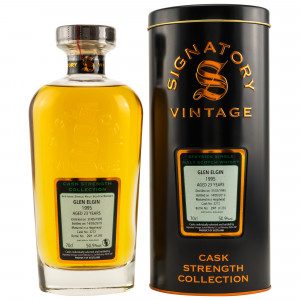 Glen Elgin 1995/2019 23 Jahre Cask No. 3272 (Signatory Cask Strength)