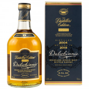 Dalwhinnie Distillers Edition 2004/2019 Double Matured Oloroso Finish