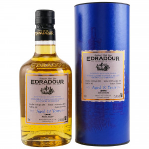 Edradour 2008/2018 10 Jahre Hampden Rum Finish Single Cask