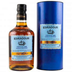 Edradour 2000/2019 Barolo Finish Casks No. 805+808