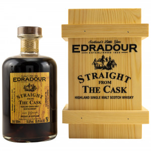 Edradour 2009/2019 Straight from the Cask Sherry Cask No. 59