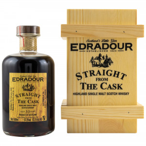 Edradour 2009/2019 Straight from the Cask Sherry Cask No. 42