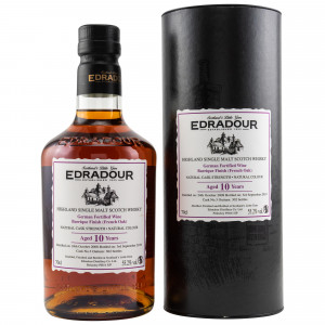 Edradour 2008/2019 Port-Style French Oak Single Cask No. 3