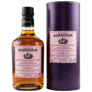 Edradour 2008/2019 Port-Style American Oak Single Cask No. 1