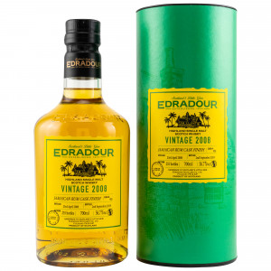 Edradour 2008/2019 11 Jahre Jamaican Rum Cask Finish Single Cask No. 903