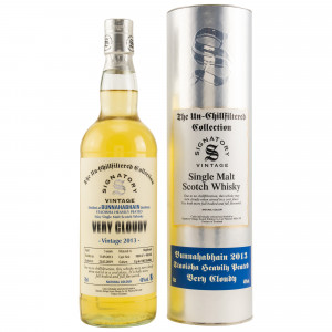 Bunnahabhain - Staoisha 2013/2019 Very Cloudy Casks No. 900147+900148
