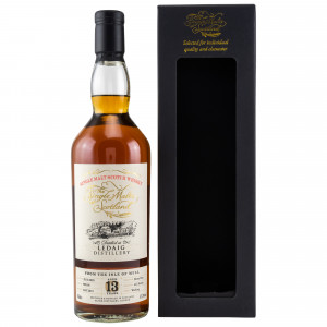 Ledaig 2005/2019 13 Jahre Cask No. 900168 (The Single Malts of Scotland)
