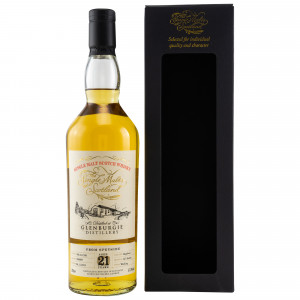 Glenburgie 1998/2019 21 Jahre Cask No. 900889 (The Single Malts of Scotland)